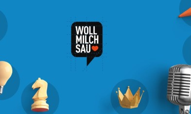 Relaunch der Wollmilchsau Webseite Titelbild