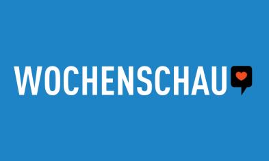 Logo Wochenschau