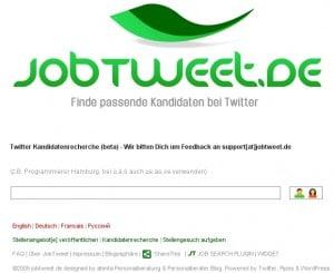 kandidatensuche twitter 300x245 JobTweet.de ermöglicht Kandidatenrecherche bei Twitter