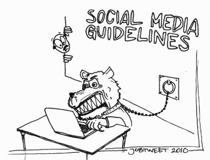 socialmediaguidelines Social Media Guidelines in Unternehmen