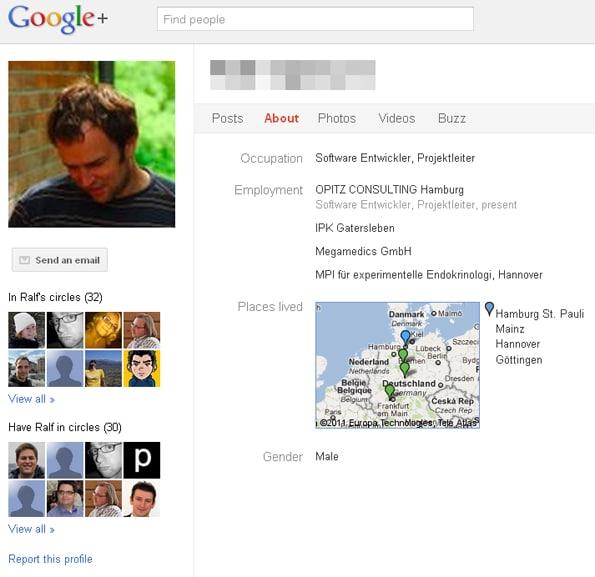 Auf der Jagd nach Entwicklern - Personalsuche mit Google+