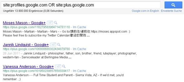 Google+ verfügt über eine solide Nutzer-Basis