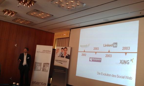 IMAG0313 Social Media Recruiting Conference #SMRC   Liveblog