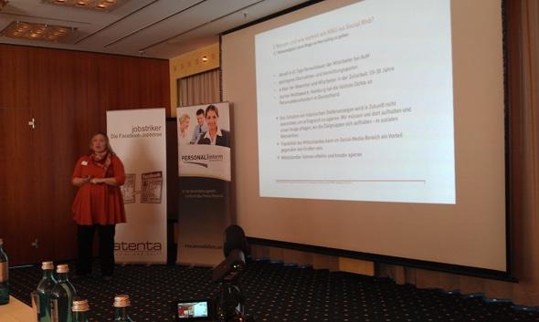 IMAG0324 Social Media Recruiting Conference #SMRC   Liveblog