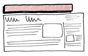 Struktur einer Banner-Ad