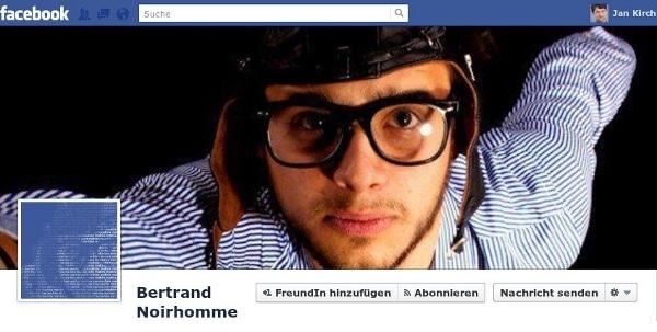 Ein Vorstellungsgespräch bei Facebook...