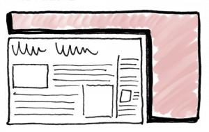 Struktur einer Wallpaper-Ad