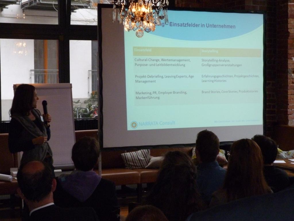 Karin Storytelling Das 1. HR Barcamp in Berlin (Rückblick)