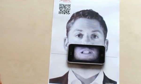Wie ein QR Code und ein Smartphone Video Deine Bewerbung zum Sprechen bringen