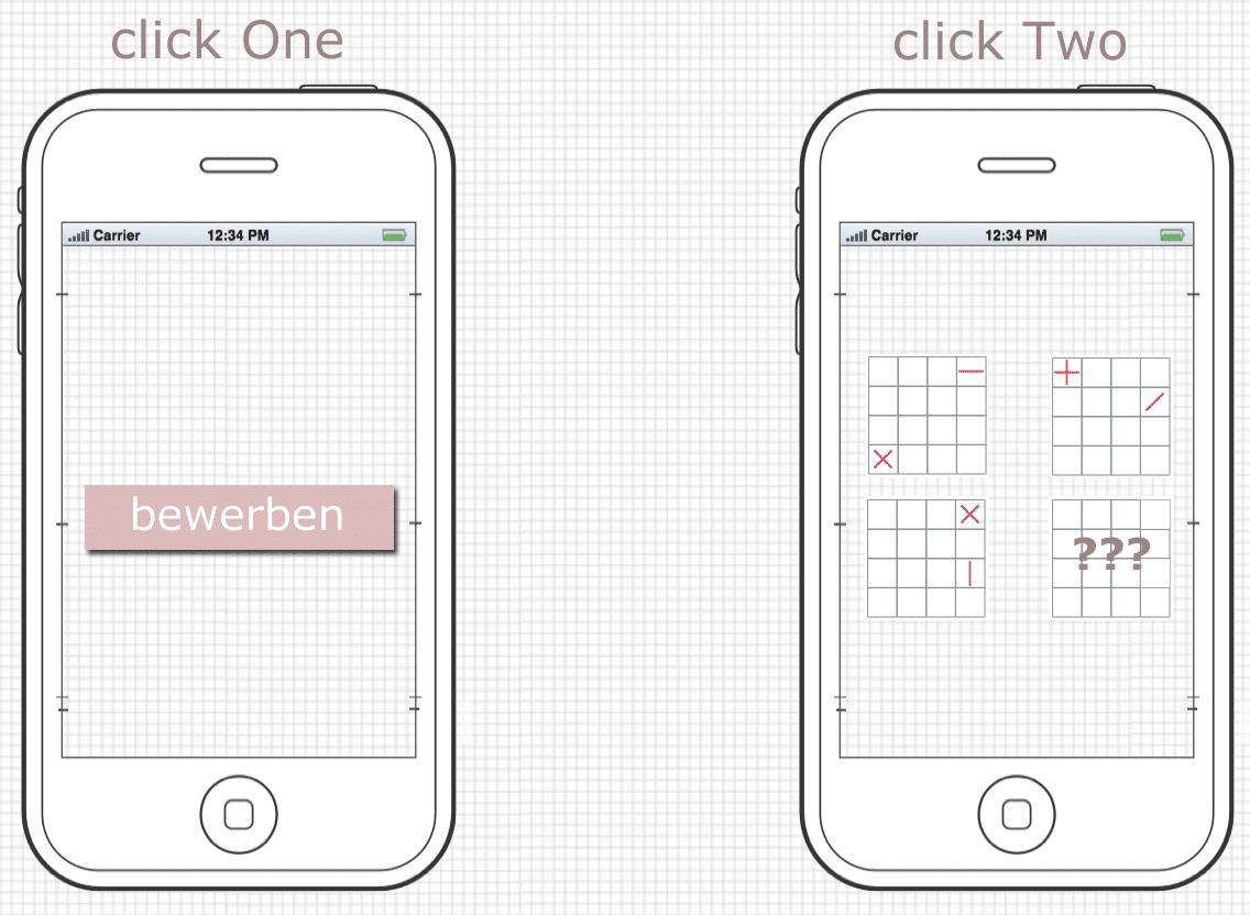 Von der One-Click Bewerbung zur Two-Click Bewerbung mit Qualitätsfilter