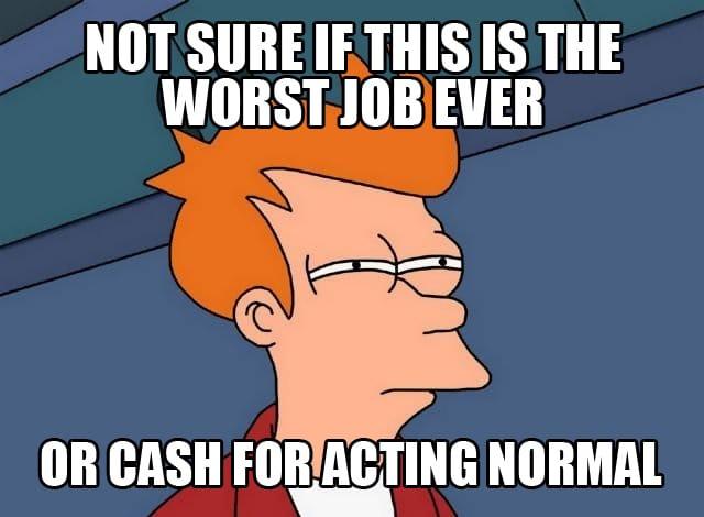 Warum arbeiten?