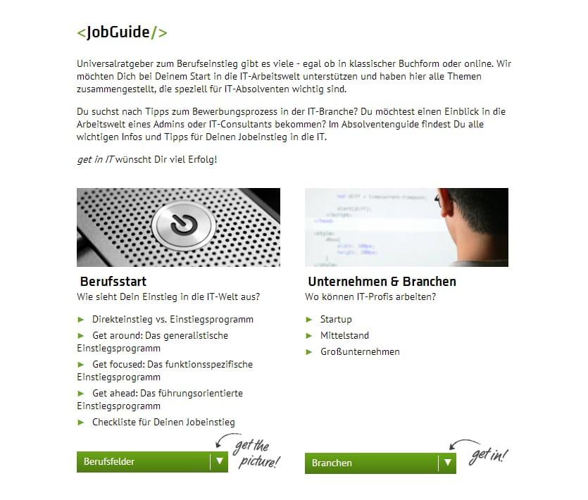 Job Guide
