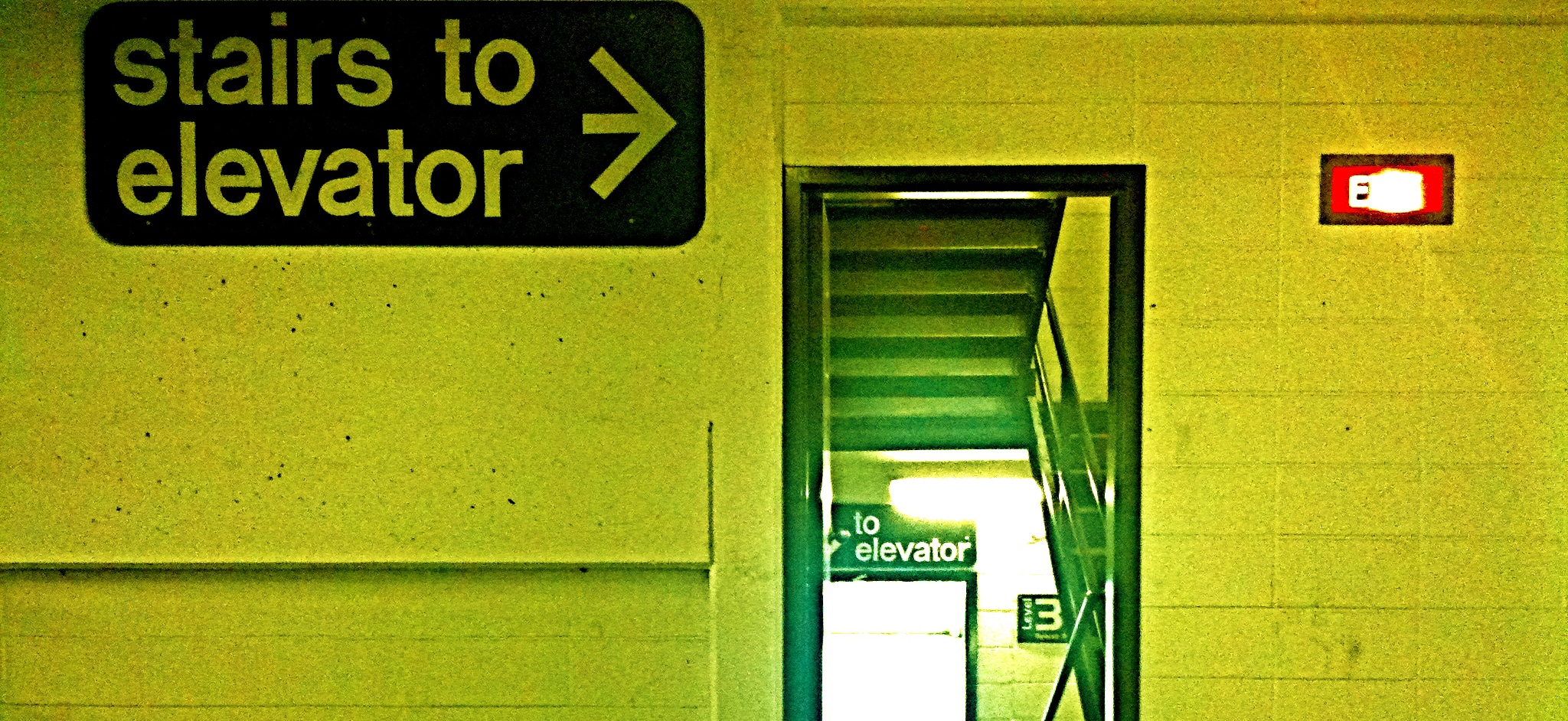 stairs to elevator 2 Mobile Ranking Factors: Google macht Ernst