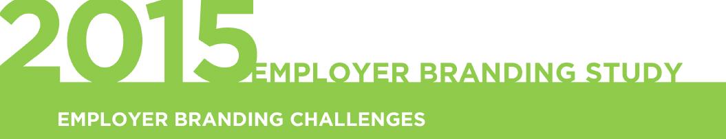 Employer Branding Herausforderungen 2015