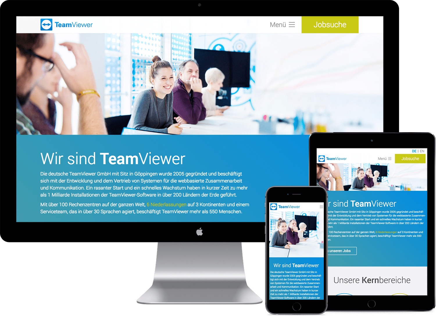 Device Family TeamViewer