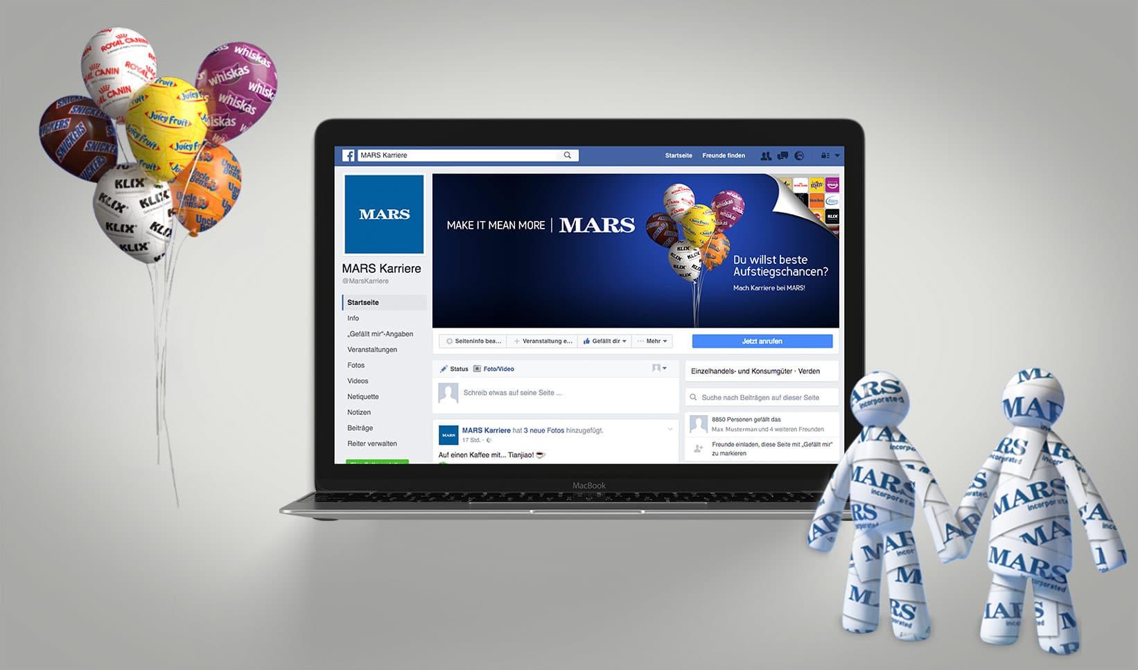 Desktop Case vom MARS Header