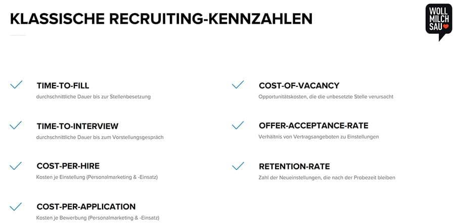 Im HR-Analytics Webinar zeigen wir Euch, warum die klassischen Recruiting-Kennzahlen der neuen Komplexität nicht mehr gerecht werden können.