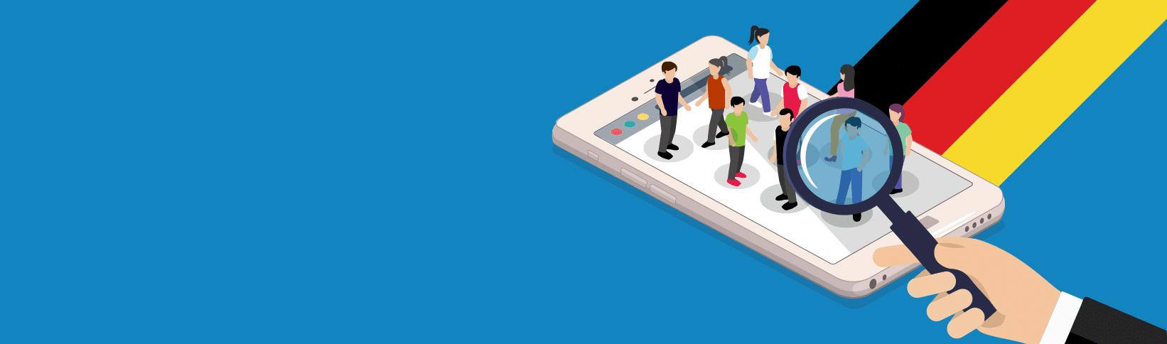 Mobile Recruiting Studie Deutschland
