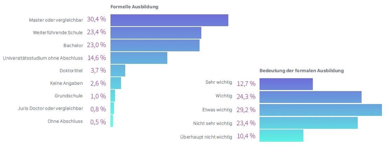 Stack Overflow Report 2017: Was deutsche Entwickler wollen - Grafik 1