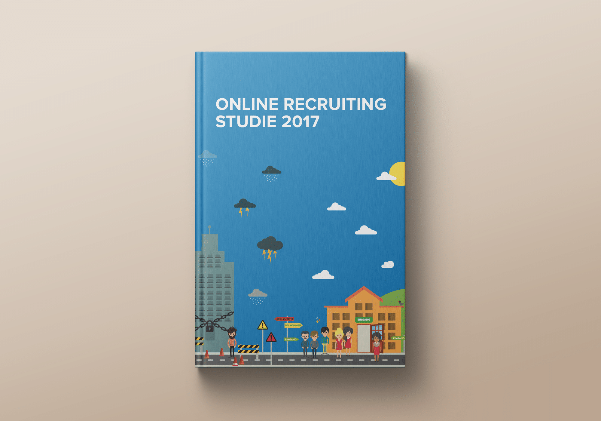 Online Recruiting Studie 2017