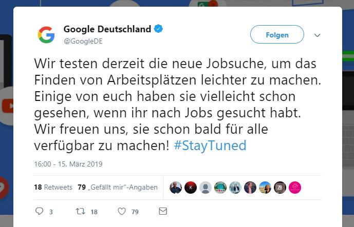 Google Jobs in Deutschland: Die Jobbörse Google for Jobs hilft bei der Suche nach Jobs. Macht es das Recruiting leichter?
