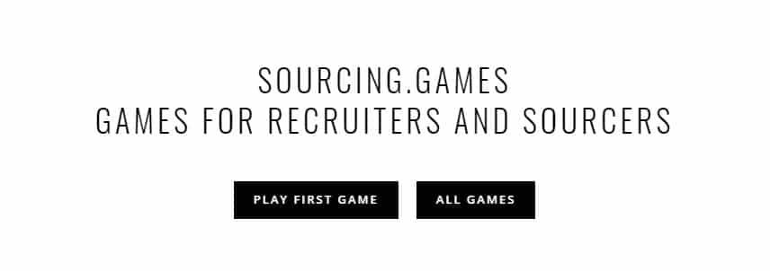 Sourcing Games von Jan Tegze