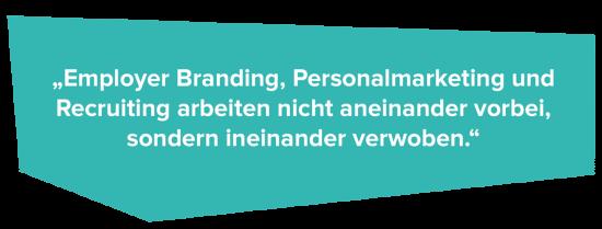 Employer Branding Personalmarketing Recruiting