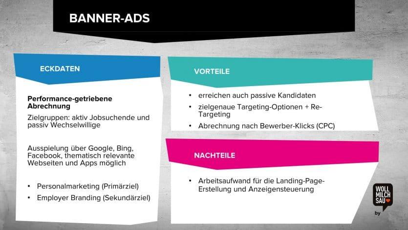 Social Media Recruiting Banner Ads