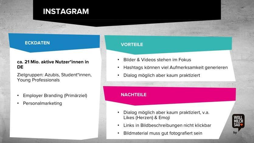 Social Media Recruiting Instagram