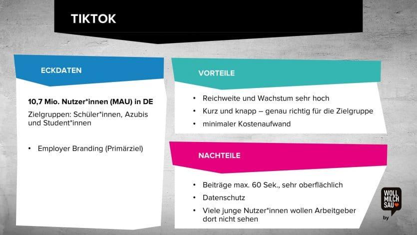 Social Media Recruiting TikTok