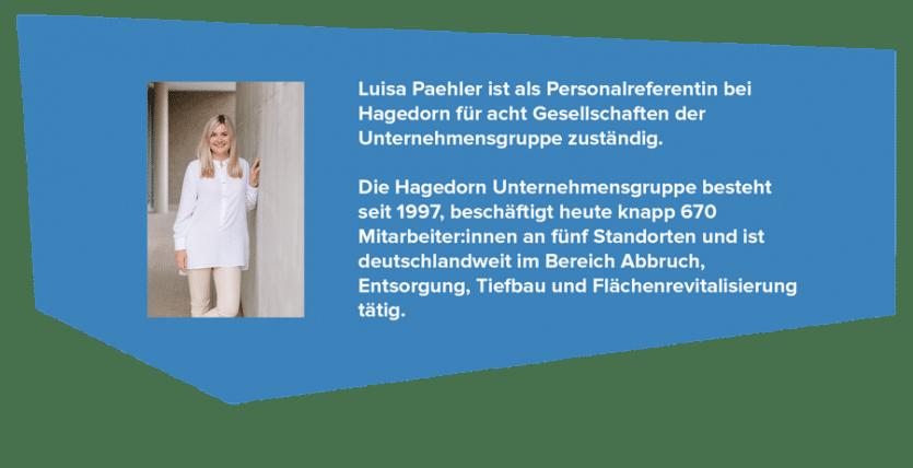 Frau am Bau Hagedorn Unternehmensgruppe Interview Wollmilchsau