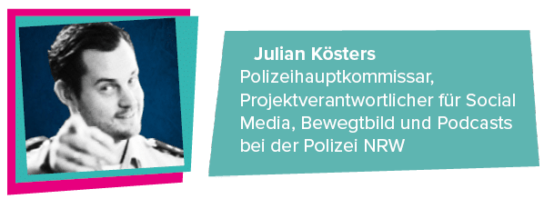 Recruiting mit TikTok Julian Koesters 1